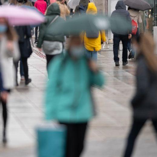 Trübe Aussichten! Perfektes Lockdown-Wetter zum Wochenstart (Foto)