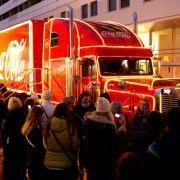 Weihnachtstour in Deutschland abgesagt! DAMIT will Coca-Cola seine Fans trösten (Foto)