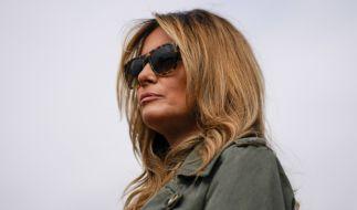 Macht Melania Trump im US-TV demnächst auf Bachelorette. (Foto)