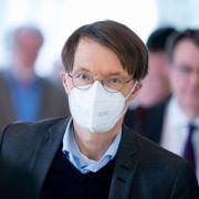"""Lauterbach wertet Biontech-Impfstoff als """"Durchbruch"""" (Foto)"""