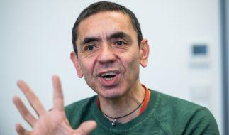 Ugur Sahin gründete zusammen mit seiner Frau die Mainzer Firma Biontech. (Foto)