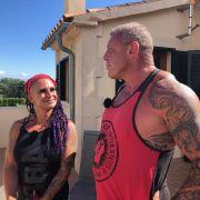 Erotik-Geheimnis gelüftet! DAMIT verführt die Bodybuilderin ihren Andreas (Foto)