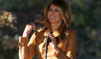 Steckt Melania Trump inmitten ihrer Scheidungsvorbereitungen? (Foto)