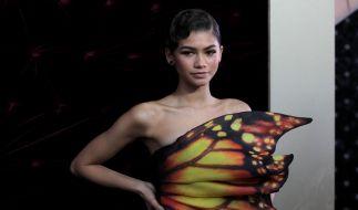 Schauspielerin Zendaya zählt zu Hollywoods heißesten Newcomerinnen. (Foto)