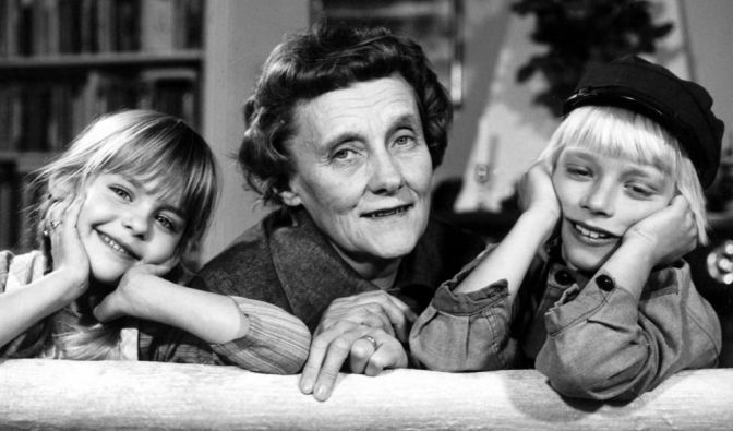 Maud Hansson ist tot