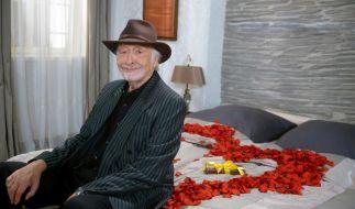 """Karl Dall musste wegen Verdacht auf einen Schlaganfall die Dreharbeiten für """"Rote Rosen"""" unterbrechen. (Foto)"""