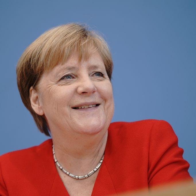 """""""Schwere Wintermonate""""! Merkel schwor Auszubildenede auf harte Zeiten ein (Foto)"""