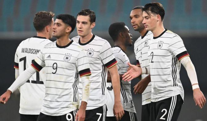UEFA Nations League - Deutschland vs. Ukraine