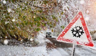 Droht uns schon bald ein Wintereinbruch? (Foto)