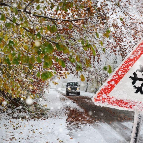 Starker Schneefallin wenigen Tagen? Meterologen fürchten Wintereinbruch (Foto)