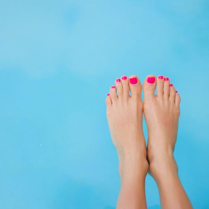 Diese Promis haben die schönsten Füße - und sie die hässlichsten (Foto)