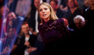 Victoria Swarovski zeigt sich in dieser Woche nicht ganz blickdicht. (Foto)