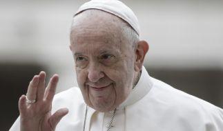 Papst Franziskus liked Foto von Xy (Foto)