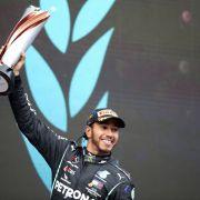 Hamilton holt sich 7. Weltmeister-Titel! Alle Ergebnisse im Überblick (Foto)