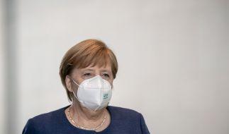 Was beschließt Angela Merkel beim Corona-Gipfel am Montag mit den Ministerpräsidenten der Länder? (Foto)