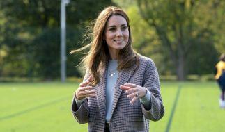 Auch Kate Middleton weiß, wie sich ein gebrochenes Herz anfühlt. (Foto)