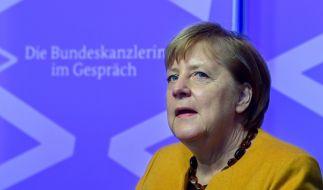 Bundeskanzlerin Angela Merkel will die aktuell geltenden Corona-Maßnahmen in Deutschland weiter verschärfen. (Foto)