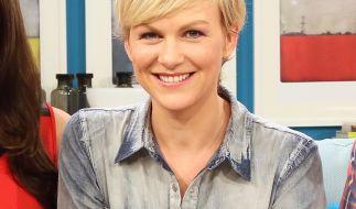 """Karen Heinrichs ist seit 2007 beim """"Sat.1-Frühstücksfernsehen"""". (Foto)"""