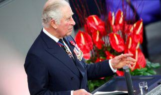 Bei seinem Deutschlandbesuch könnte Prinz Charles gegen die Regeln der royalen Etikette verstoßen haben. (Foto)