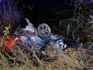 Horror-Unfall bei Eching (Bayern)
