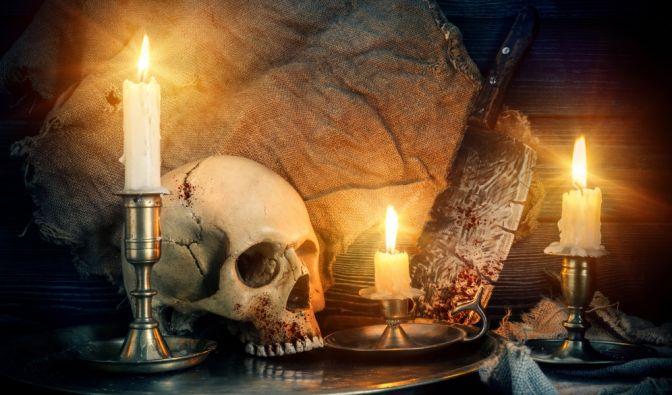 Ritual-Mord in Indien
