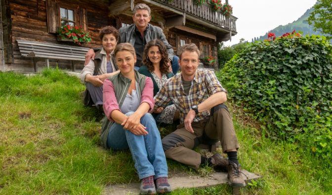 """Der Bergdoktor"" im ZDF"