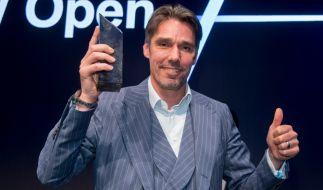 Michael Stich spielte Tennis auf Weltklasse-Niveau. (Foto)