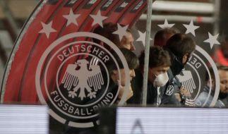 Im Nations-League-Spiel gegen Spanien erlebte die DFB-Elf unter Bundestrainer Joachim Löw eine historische Pleite. (Foto)