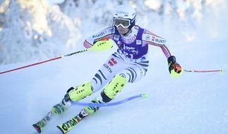 Lena Dürr wird für das deutsche Ski-Team im Ski-alpin-Weltcup 2020/21 in St. Moritz beim Super-G an den Start gehen. (Foto)