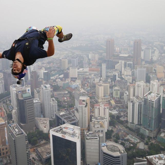 Tödlicher Düsenflug! Extremsportler stirbt mit 36 Jahren (Foto)