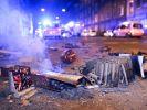 Silvesterfeuerwerk könnte, so fordern es Innenpolitiker und die Polizei, zum Jahreswechsel 2020/2021 verboten werden. (Foto)
