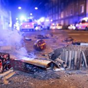 Silvesterfeuerwerk könnte, so fordern es Innenpolitiker und die Polizei, zum Jahreswechsel 2020/2021 verboten werden.