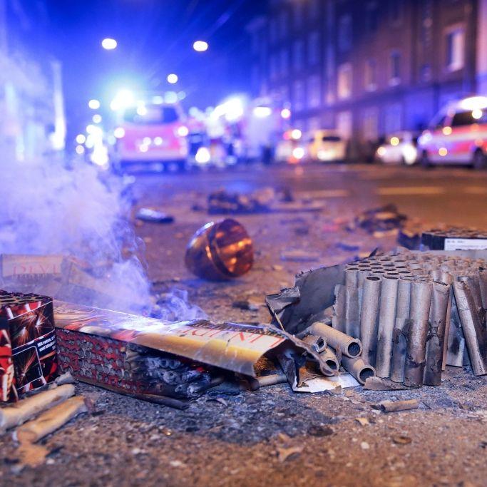 Verkaufsverbot für Silvesterfeuerwerk endgültig beschlossen (Foto)