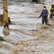 """Überschwemmungen und Sturmschäden nach Hurrikan """"Iota"""" - mindestens 49 Tote (Foto)"""