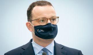 Jens Spahn in den aktuellen Coronavirus-News. (Foto)