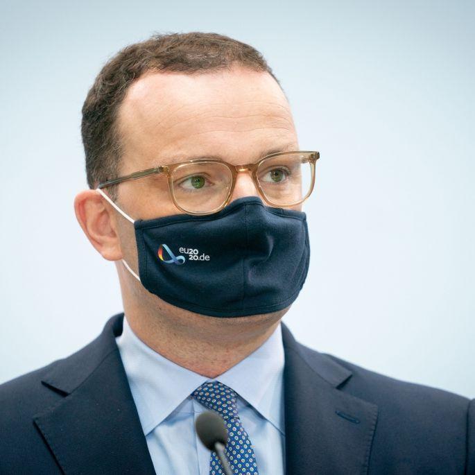 Corona-Gegner beleidigt Jens Spahn - jetzt muss er blechen! (Foto)