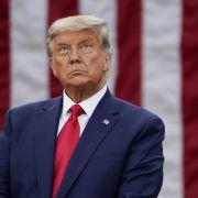 Donald Trump sieht sich aktuell mit fiesen Fat-Shaming-Vorwürfen konfrontiert.