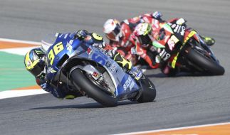 Wer holt bei der Motorrad-WM den Sieg in Portimão? (Foto)
