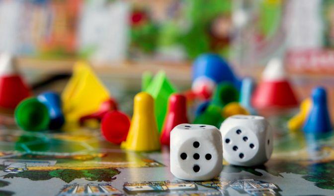 Gesellschaftsspiele für zwei Spieler