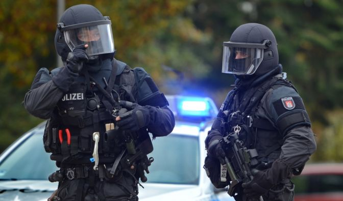 Schießerei in Nürnberg