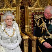 Quen Elizabeth II. machte eine Ankündigung, die verriet, wann Prinz Charles König wird.
