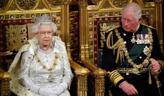 Quen Elizabeth II. machte eine Ankündigung, die verriet, wann Prinz Charles König wird. (Foto)