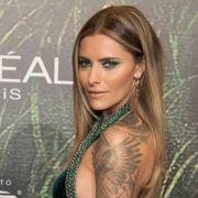 Im Latex-Outfit beeindruckte Sophia Thomalla ihre Instagram-Fans, doch erntete auch Kritik.