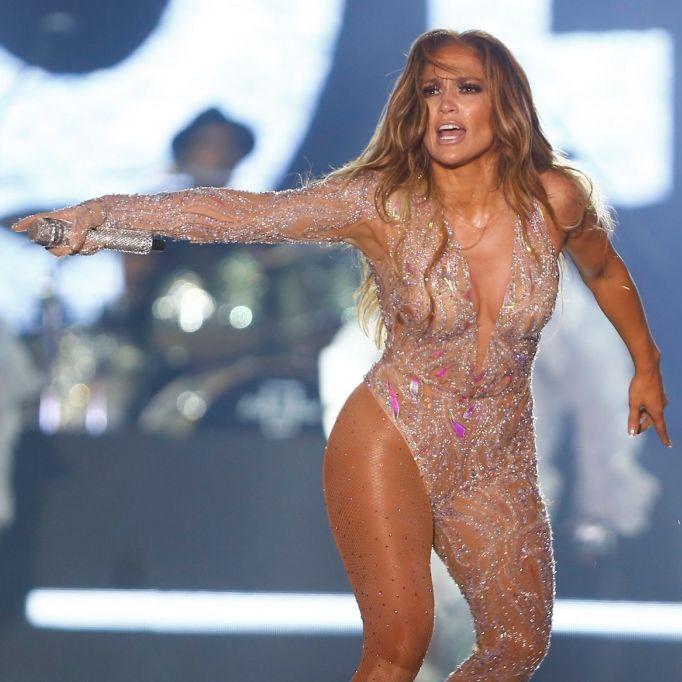 Gestochen scharf! So heiß war der Auftritt von Jennifer Lopez (Foto)