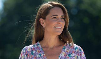 Herzogin Kate trauert um ihren Familienhund Lupo. (Foto)