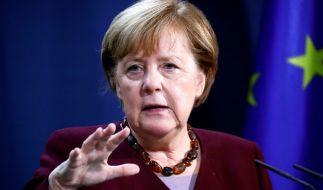 Angela Merkel und die Minister kommen am Mittwoch wieder zusammen. (Foto)