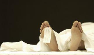 Ein Mann hat immer wieder tote Frauen geschändet. (Foto)