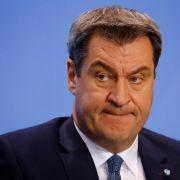 Söder fordert schärfere Corona-Regeln in Deutschland (Foto)