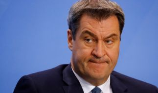 Markus Söder gab bekannt, dass Bayern den Beginn der Weihnachtsferien vorziehen werde. (Foto)