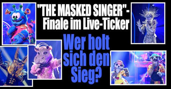 """""""The Masked Singer""""-Finale 2020 im Live-Ticker: Die letzten Masken fallen! Wer wird jetzt zuerst enttarnt?"""